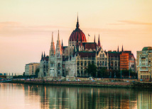 Obrázek Budapešť