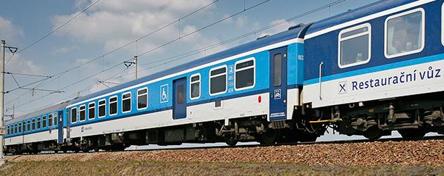 Our Trains | České dráhy