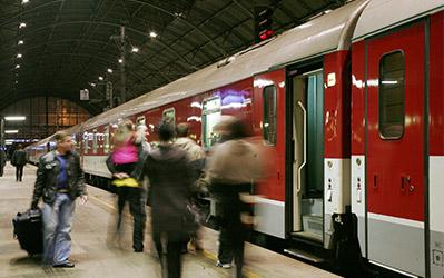 Types of Trains Abroad | České dráhy