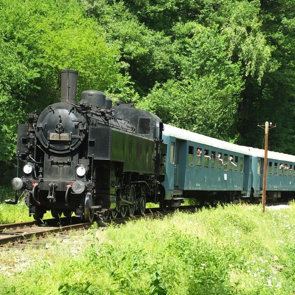 Foto Zubrnická museální železnice