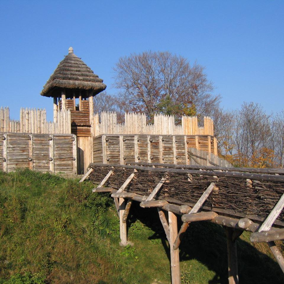 Archeopark Chotěbuz-Podobora, foto: Muzeum Těšínska